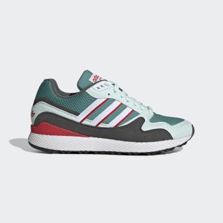 Ultra Tech Shoes True Green / Cloud White / Lush Red BD7936