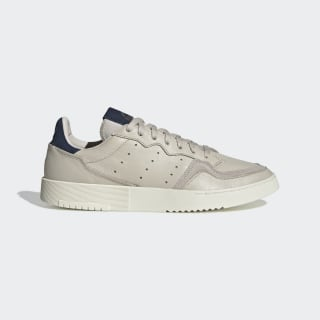 Кроссовки Supercourt clear brown / clear brown / collegiate navy EE6035