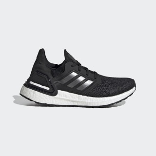 Ultraboost 20 Shoes Core Black / Night Metallic / Cloud White EG4862