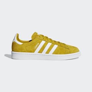 Campus Shoes Raw Ochre / Cloud White / Crystal White CM8444