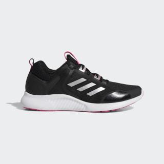 Edgebounce 1.5 Shoes Core Black / Silver Metallic / Shock Pink G28431
