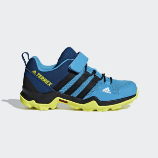 AX2R Comfort Shoes Shock Cyan / Core Black / Shock Yellow BC0679