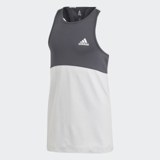 Training Wow Tank Top Grey Two / Carbon CF7189