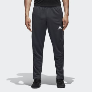 Pants de Entrenamiento Tiro17 DARK GREY/WHITE BQ2718