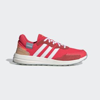 Retrorun Shoes Shock Red / Cloud White / Glow Orange EG4220