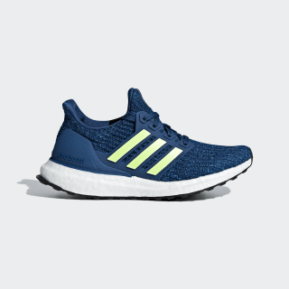 UltraBOOST Schuh Legend Marine / Hi-Res Yellow / Ftwr White F34035