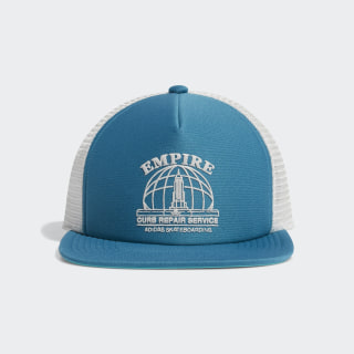 Boné Empire Trucker Active Teal / Grey One / Hi-Res Aqua EC6495