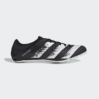 Sprintstar Spike-Schuh Core Black / Cloud White / Signal Coral EG1199