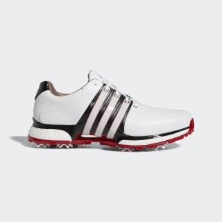 Tour360 XT Shoes Beige / Core Black / Scarlet BB7922