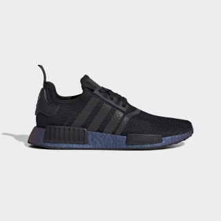 NMD_R1 Shoes Core Black / Core Black / Carbon FV3645