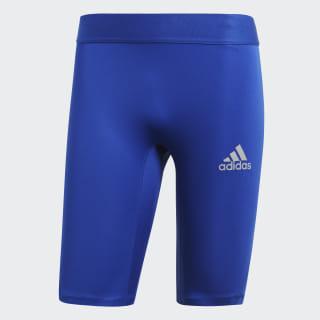 Укороченные тайтсы Alphaskin Sport bold blue CW9458