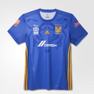 Jersey Tigres UANL Visitante Blue / Collegiate Gold BS4011