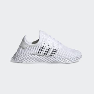 Deerupt Runner Shoes Cloud White / Core Black / Grey Two F34295