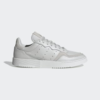 Кроссовки Supercourt grey one f17 / grey one f17 / crystal white EE6032