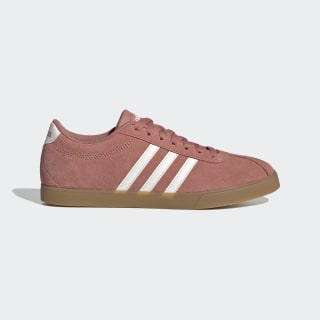 Chaussure Courtset Raw Pink / Cloud White / Gum 3 EE8325
