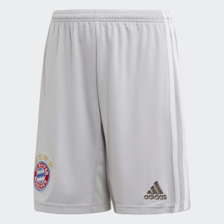 FC Bayern Away Shorts Lgh Solid Grey DX9265