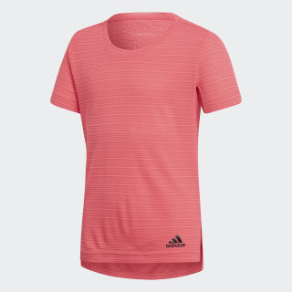 T-shirt Training Climachill Real Pink CF7226