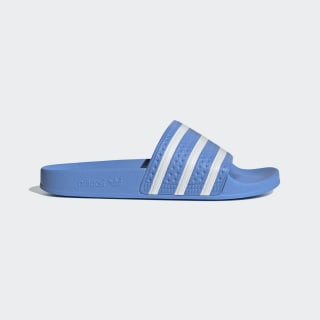 Adilette Slides Real Blue / Cloud White / Real Blue EE6181