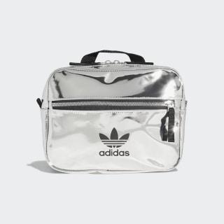 Mini Airliner Backpack Silver Met. ED5881