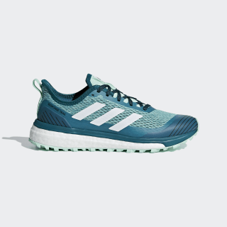 Zapatillas RESPONSE TRAIL W REAL TEAL S18/FTWR WHITE/CLEAR MINT BB6609
