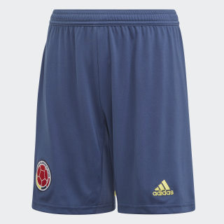 Shorts de Local Selección Colombia 2019 Niño night marine / light yellow DN6624