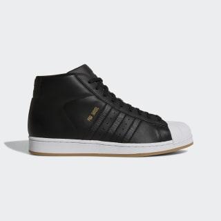 Pro Model Shoes Core Black / Cloud White / Gum CQ1207