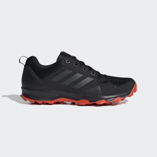 Terrex Tracerocker Trail Running Shoes Core Black / Carbon / Active Orange G26413