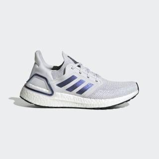Кроссовки для бега Ultraboost 20 dash grey / boost blue violet met. / core black EG0715