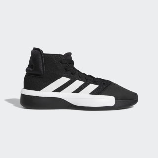 Pro Adversary 2019 Schuh Core Black / Ftwr White / Grey Four BB7806