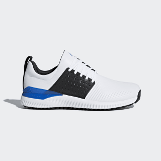 Scarpe Adicross Bounce Ftwr White / Core Black / Blue F33752