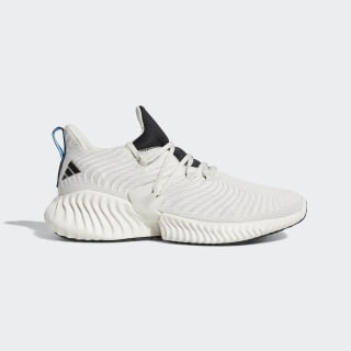 Alphabounce Instinct Shoes Raw White / Core Black / Raw White D96542