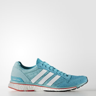 Tenis adizero Adios 3 ENERGY BLUE/FTWR WHITE/EASY MINT BB1710