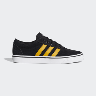 Adiease Schuh Core Black / Yellow / Cloud White EG2488