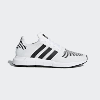 Swift Run Shoes Ftwr White/Core Black/Medium Grey Heather CQ2116