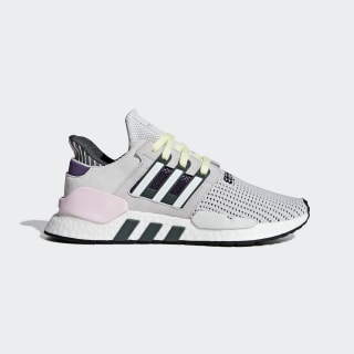Tenis EQT SUPPORT 91-18 W grey one f17 / ftwr white / clear pink BD7826