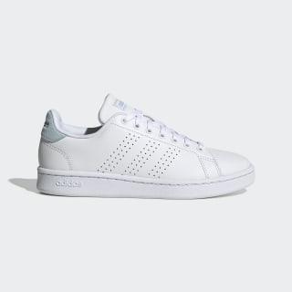 รองเท้า Advantage Cloud White / Ash Grey / Cloud White EE8203