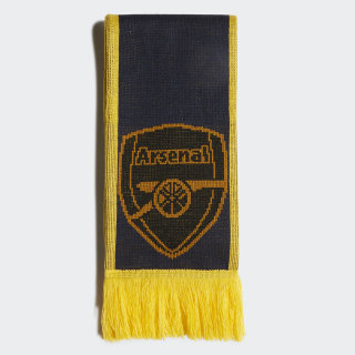 Arsenal Scarf Collegiate Navy / Eqt Yellow EH5094
