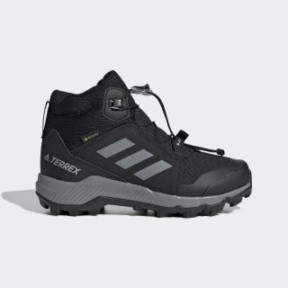 Треккинговые ботинки Terrex Gore-Tex core black / grey three f17 / core black EF0225