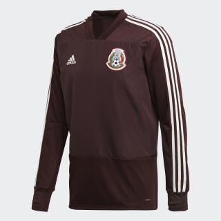 Sudadera Mexico Training Night Red / Off White CF0510