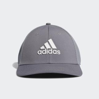 TOUR HAT Grey Three / White FI3150