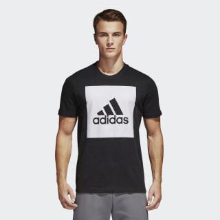 Camiseta Essentials Box Logo BLACK S98724