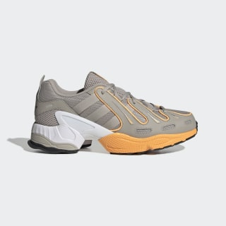 EQT Gazelle Shoes Light Brown / Light Brown / Flash Orange EE4794