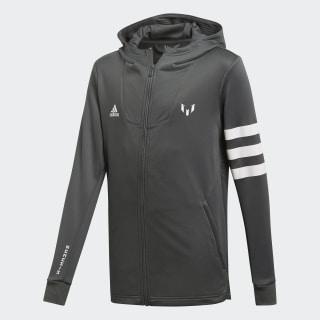 Messi Hoodie Grey / White DV1323