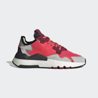 Nite Jogger Shoes Shock Red / Shock Red / Grey Two EE6441