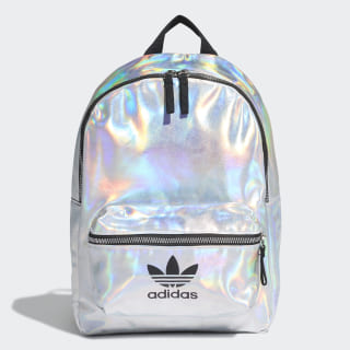 Metallic Backpack Silver Metallic / Iridescent FL9631