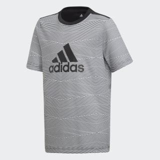 Camiseta Gear Up WHITE/BLACK/BLACK CF7084