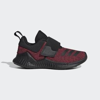 Кроссовки Rapidabounce+ core black / core black / scarlet B96255