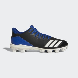 Icon 4 MD Cleats Core Black / Running White / Collegiate Royal CG5260