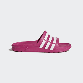 Duramo Slide Bold Pink / Cloud White / Bold Pink G06797