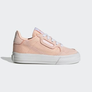 Continental Vulc Shoes Clear Orange / Cloud White / Clear Orange EG6627